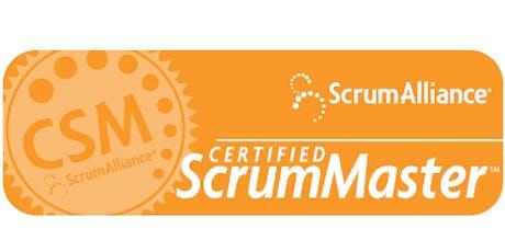 Official Certified ScrumMaster CSM Class by Scrum Alliance - San Francisco, CA tickets