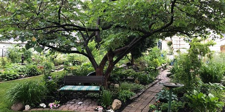 Gardens on Parade - 30th Anniversary of Garden Tours tickets