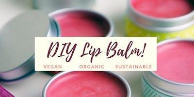 An Organic Beauty Workshop - DIY Lip Balm