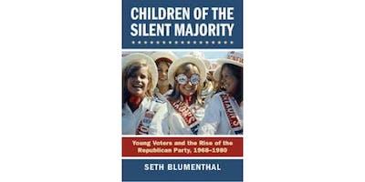 Seth Blumenthal at the Nixon Library