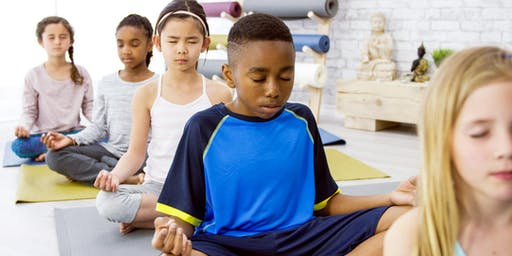 Children's Yoga & Mindfulness for Professionals