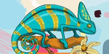 Reptile encounters tickets
