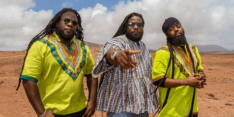 MORGAN HERITAGE with Jereme Morgan plus Two Story Zori tickets