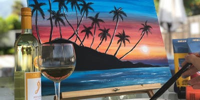 Painting & Wine Night