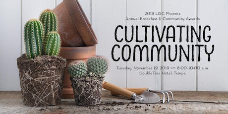 LISC Phoenix 2019 Annual Breakfast tickets