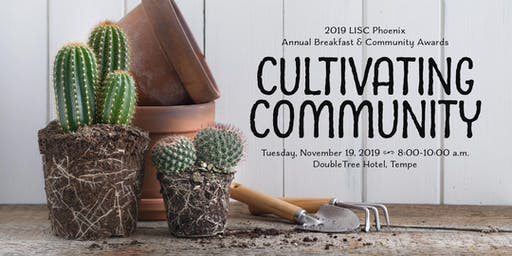 LISC Phoenix 2019 Annual Breakfast