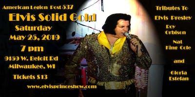 Elvis Solid Gold