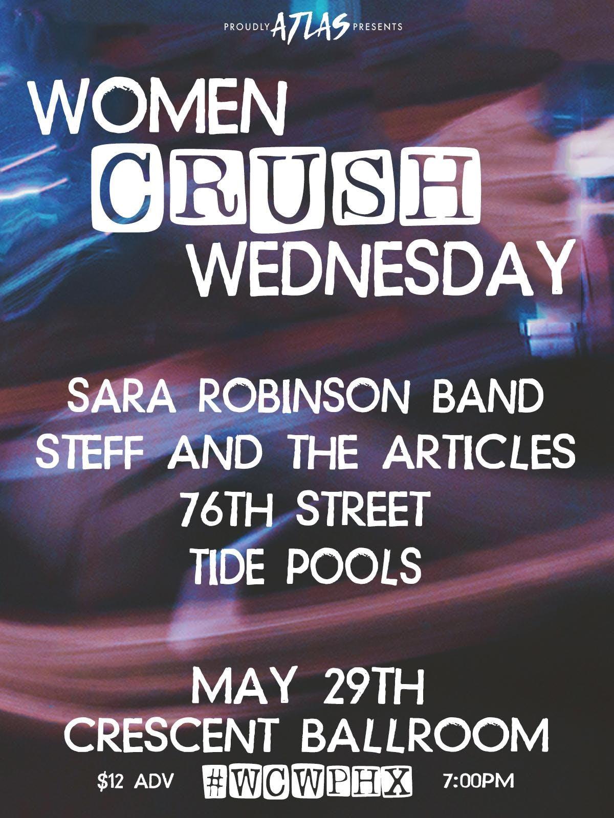 WCW [Women Crush Wednesday]