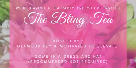 The Bling Tea tickets