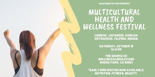 AIB2B Presents A Multicultural Health and Wellness Festival