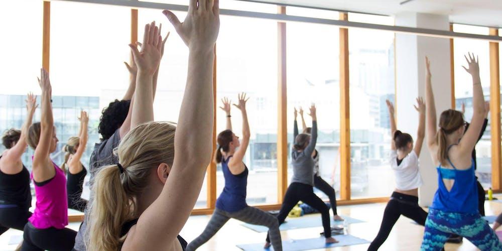 Freedom Yoga Class