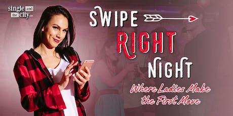 Swipe Right Singles Night at Bar 13 I For NY Singles 25-45 tickets
