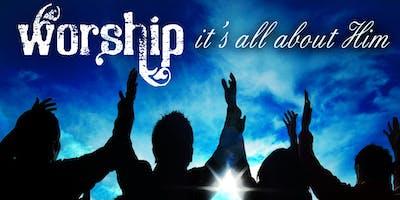 Just Give Me Jesus Worship & Healing Service