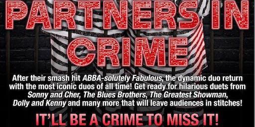 Partners In Crime - Rhonda Burchmore & Lara Mulcahy