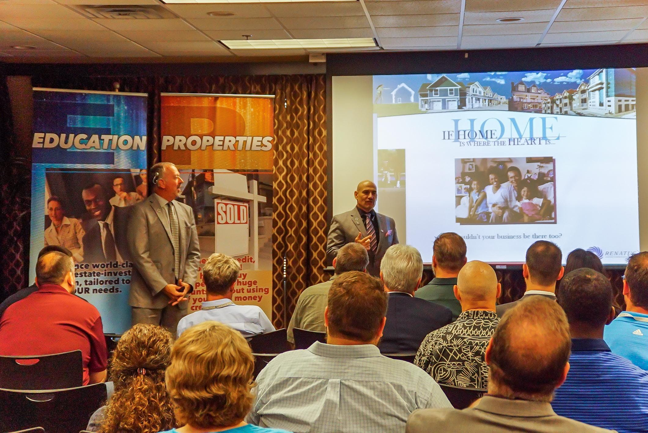 INVESTING IN REAL ESTATE - FREE- LIVE - ORIENTATION  SCOTTSDALE AZ
