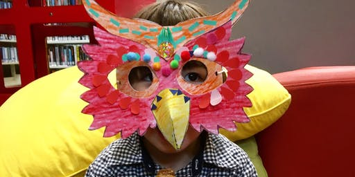 Make and do: animal masks