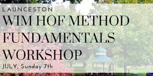 Wim Hof Method in Launceston