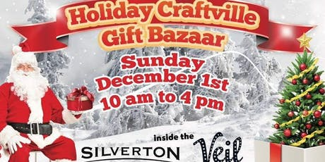 Holiday Craftville Gift Bazaar tickets
