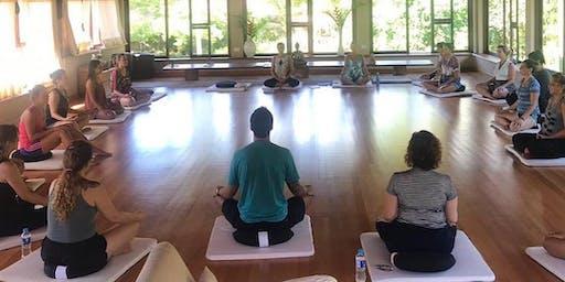 Formação em Instrutor de Mindfulness - Módulo I - DEZ/2019 (com desconto entrada R$ 300,00)