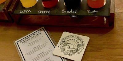 Beer Tasting Social Ages 40-55