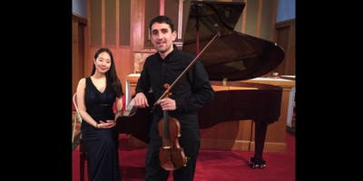 Patrick Galvin, Violin and Jungeun Kim, Piano