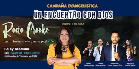 Un Encuentro Con Dios tickets
