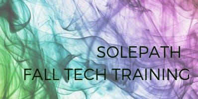 SolePath certified technician training: Fall 2019