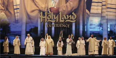 The Holy Land Experience tickets