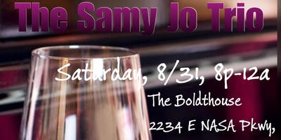 August Music & Wine with The Samy Jo Band