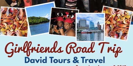 "Carmen Austin Ministries  ""Girlfriends Road Trip"" tickets"