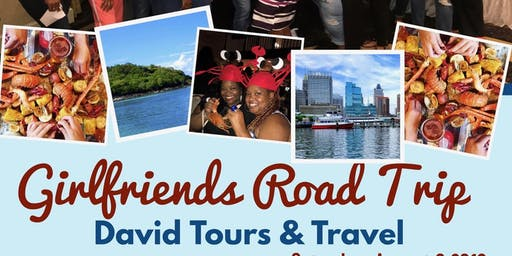 "Carmen Austin Ministries  ""Girlfriends Road Trip"""