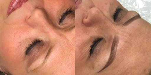 Cleveland Ohio Microblading Microshading Ombré Brows Training