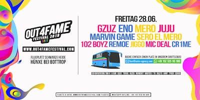 Freitag - Out4Fame Festival 2019