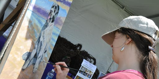 Meet Pet Portrait Artist, ShawnaLee!