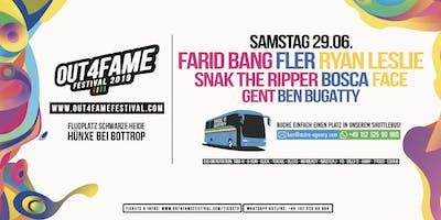 Samstag - Out4Fame Festival 2019