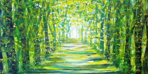 Paint Wine Denver Narnia Forest Sat June 29th 7pm $40