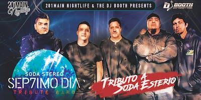 Rock en Español con Septimo Dia & BlancBandera!