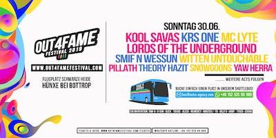 Sonntag - Out4Fame Festival 2019