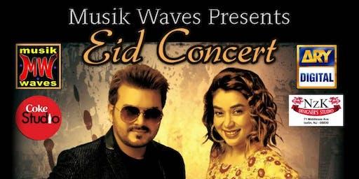 Eid Concert by Ali Haider & Komal Rizvi
