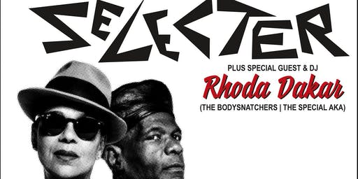 THE SELECTER 40TH ANNIVERSARY TOUR (1979-2019)