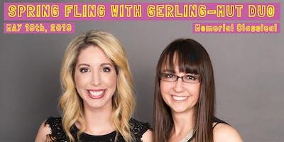 Spring Fling: Gerling-Mut Duo Play Springtime-Inspired Music
