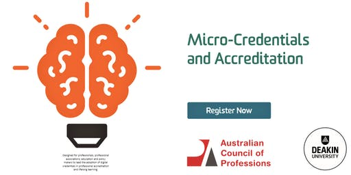 Micro-Credential Community of Practice Round-Table - Melbourne