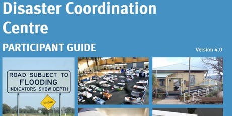 Disaster Coordination Centre Modules 1 - 2 at Gold Coast tickets