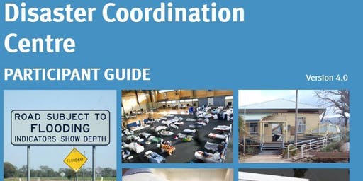 Disaster Coordination Centre Modules 1 - 2 at Gold Coast