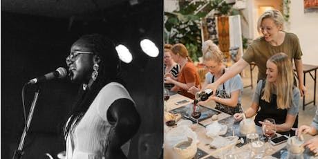 Not Yet Perfect- Pottery, Wine & Soul Hand building Workshop- Mugs & Bowls tickets