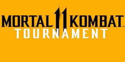 DTMA Mortal Kombat Tournament