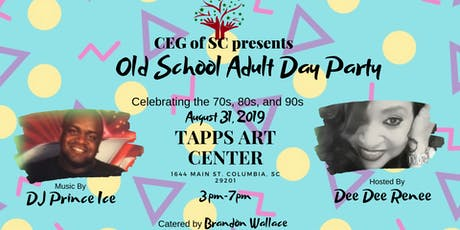 Old School Adult Day Party tickets