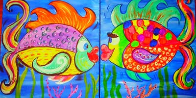 Kid's Camp Kissing Fish Thurs June 6th 10am-Noon $25