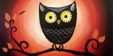 Kid's Camp Cute Owl Thurs June 20th 10am-Noon $25 tickets