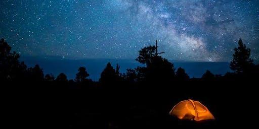 Night Sky on Peddocks Island